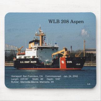 Mousepad de WLB 208 Aspen