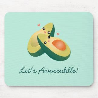 Mousepad Deixe-nos humor bonito engraçado da chalaça dos