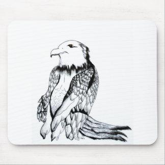 Mousepad Deixe-nos rapinar Eagle