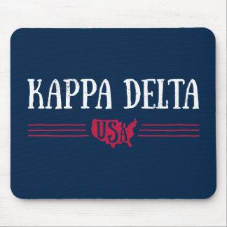Mousepad Delta EUA do Kappa