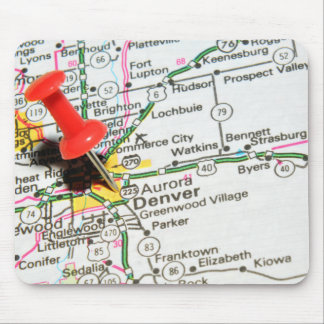 Mousepad Denver, Colorado