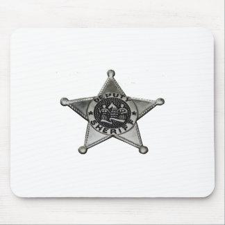 Mousepad Deputado xerife