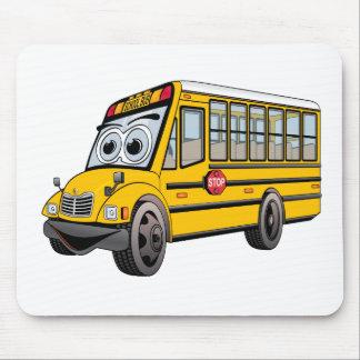 Mousepad Desenhos animados 2017 do auto escolar