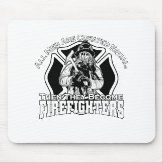 Mousepad Design dos sapadores-bombeiros