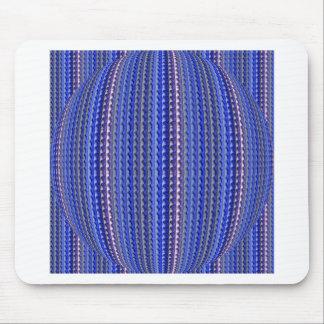 Mousepad Design geométrico roxo colorido brilhante mega