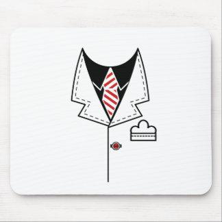 Mousepad Design legal do laço do miúdo