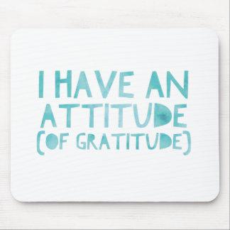 Mousepad Desintoxicação AA da recuperação da gratitude da