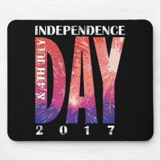 Mousepad Dia da Independência & o 4 de julho EUA