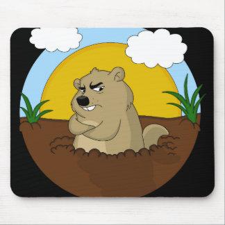 Mousepad Dia de Groundhog