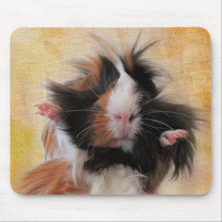 Mousepad Dia mau do cabelo