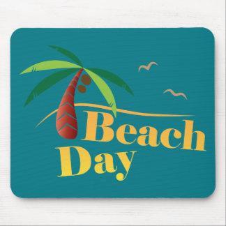 Mousepad Dia perfeito da praia do verão