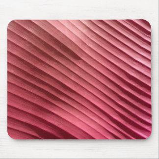 Mousepad Diagonal vermelha da folha