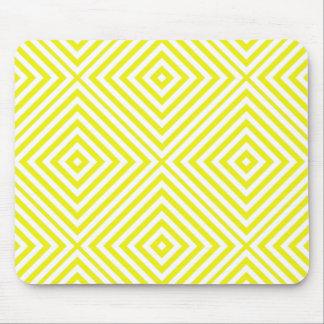 Mousepad Diamante Chevron do limão