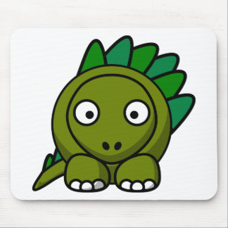 Mousepad Dinossauro dos desenhos animados