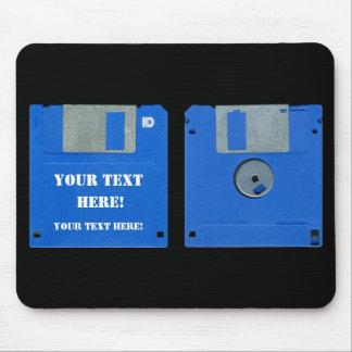 Mousepad Disquete retro feita sob encomenda 3,5 do