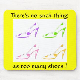 Mousepad Diva dos calçados