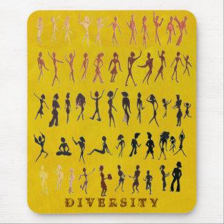 Mousepad Diversidade