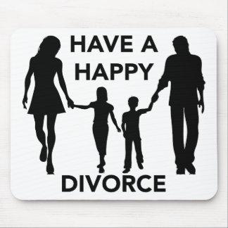 Mousepad divórcio