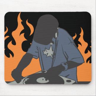 Mousepad DJ impetuoso