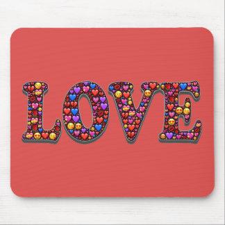 Mousepad do amor