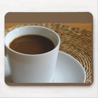 Mousepad do café