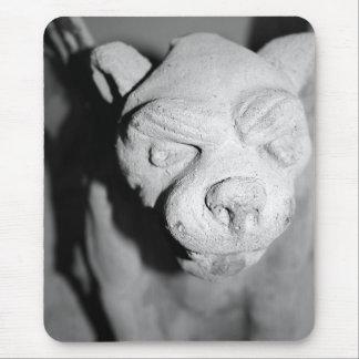 Mousepad do close up da gárgula