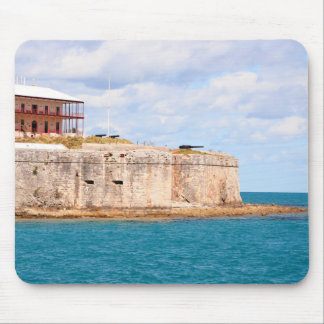 Mousepad do forte de Bermuda