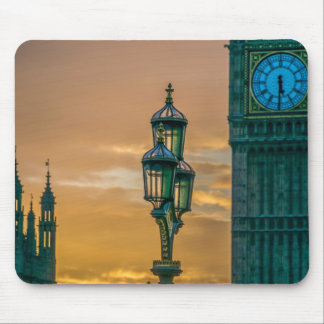 Mousepad do Lamppost e do Big Ben