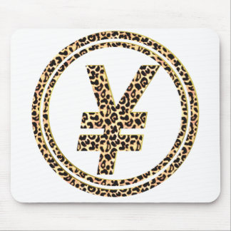 Mousepad ¥ do leopardo
