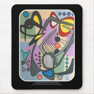 """Mousepad Do """"pintura da canção da aranha da modificação"""
