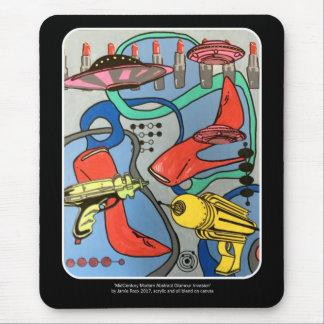"""Mousepad Do """"pintura da invasão do encanto da modificação"""