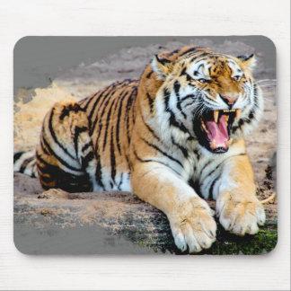 Mousepad do tigre para seu casa ou escritório