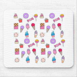Mousepad Doces, doces e bolo