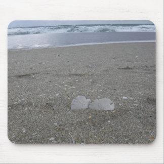 Mousepad Dólares de areia da praia