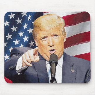Mousepad Donald Trump