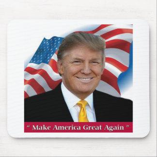 Mousepad Donald Trump faz o excelente de América outra vez