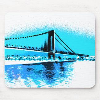 Mousepad dos azuis da ponte