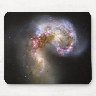 "Mousepad Dos conjuntos de estrela super de Hubble ""espaço"