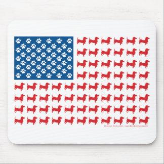 Mousepad Doxie-EUA-BANDEIRA-PARa-Obscuridades