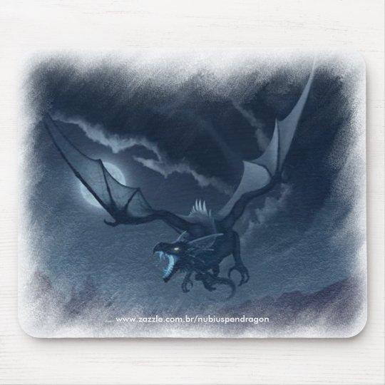 Mousepad Dragão Alado