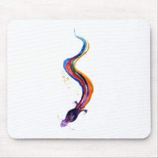 Mousepad Dragão do arco-íris