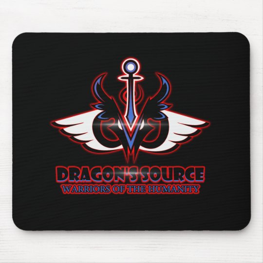 Mousepad Dragon's Source: WotH | Oficial