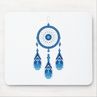 Mousepad Dreamcatcher azul