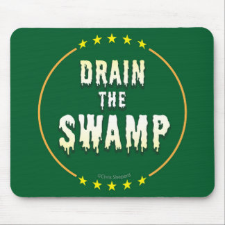 Mousepad DRENE os burocratas & os políticos maus da parada