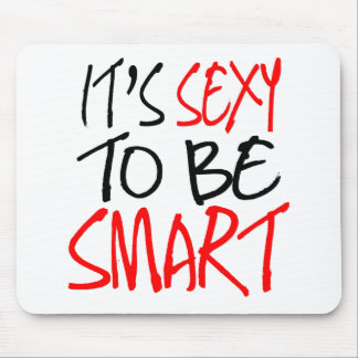 """Mousepad é """"sexy"""" ser esperto"""