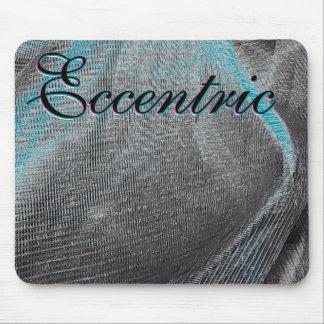 Mousepad Eccentric preto de Merc