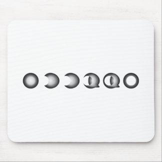 Mousepad eclipse lunar