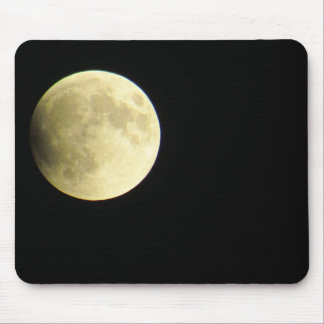 Mousepad Eclipse lunar