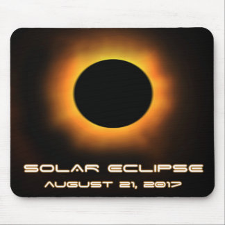 Mousepad Eclipse solar