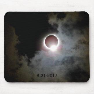 Mousepad Eclipse solar 21 de agosto de 2017